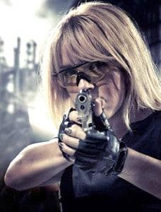 Female Sharp Shooter